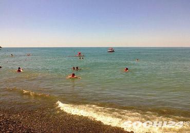 Санаторные пляжи Сочи будут работать. Конечно, с соблюдением всех рекомендаций Роспотребнадзора