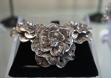 «Дагестанское серебро» на выставке «ИнтерЮвелир».