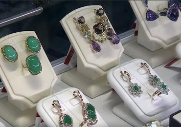 В Сочи открылась международная выставка ювелирных изделий и fashion индустрии «Золотой сезон».