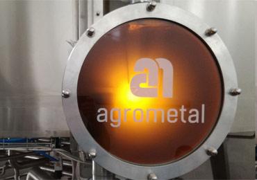 Компания АGROMETAL – производитель пивоваренного оборудования, стенд А 69 на форуме ПИВО 2021!