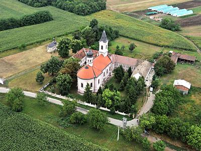 В рамках выставки «Православие Петров Пост 2018» впервые примет участие монастырь Святой Параскевы (г.Яков, Сербия).