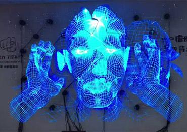 Голографические проекторы 3D