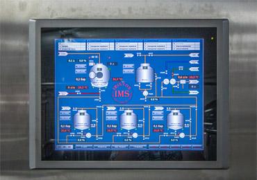 Компания IMS-Инновационные модульные Системы (стенд А 94) представляет новинку - Iriston Flex, модульные варочные порядки