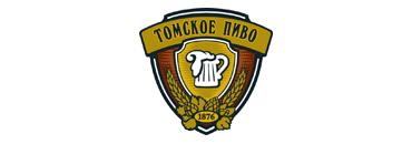 Праздничный салют от ОАО «Томское пиво»