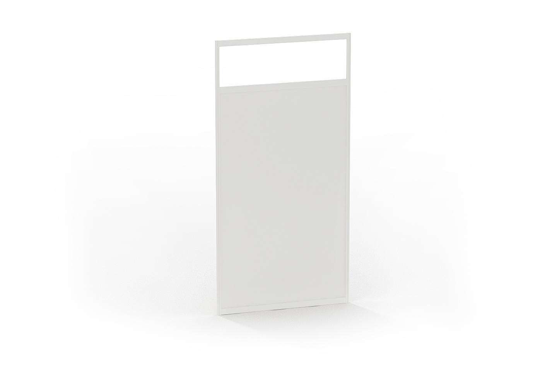 Панель пласт. (лист, 3 прогона, стойка)