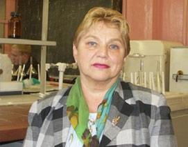 Марина Гернет