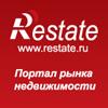Restate.ru - портал недвижимости Москвы и Санкт-Петербурга, Ленинградской и Московской областей