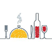Гастрономический фестиваль еды и вина