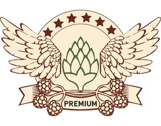 Логотип компании: Частная пивоварня «Премиум»