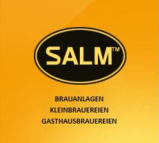 Логотип компании: SALM Пивоварни, Вена, Австрия