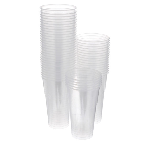 100 стаканчиков для воды