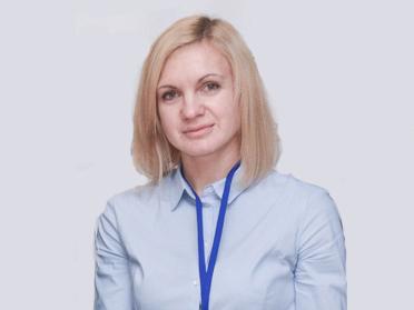 Оксана  Баркалова