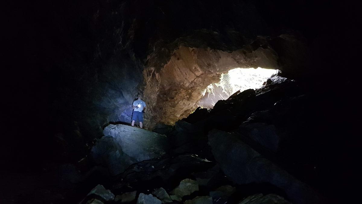 Путешествия в глубь пещер