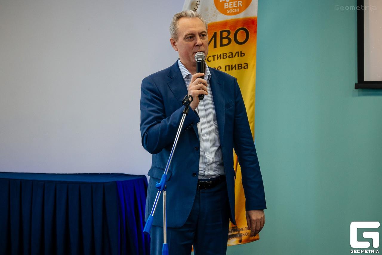 Мамонтов Вячеслав  Исполнительный директор Союза российских пивоваров