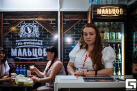 ООО Пивобезалкогольный завод «ГУСЬ-ХРУСТАЛЬНЫЙ»