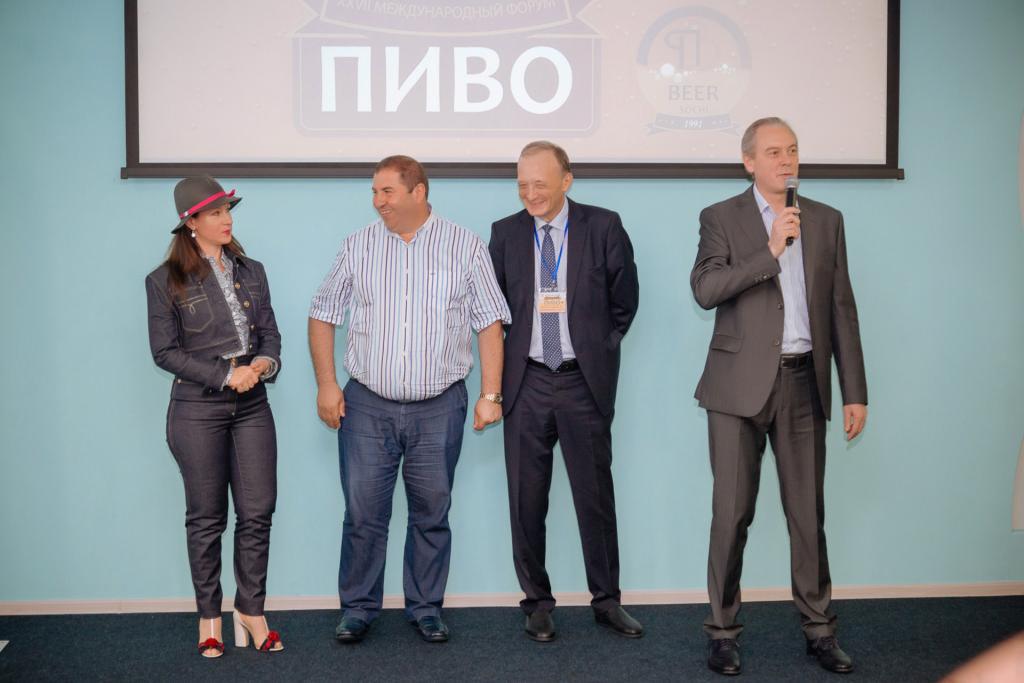 Мамонтов Вячеслав Иванович - исполнительный директор Союза Российских Пивоваров;