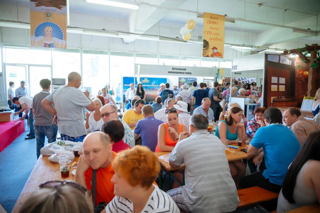 фестиваль «Море пива в Сочи. Традиционное и крафтовое пиво»