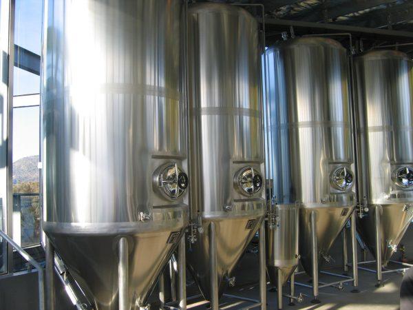AUSTRALIA 36hl fermentacne CK tanky
