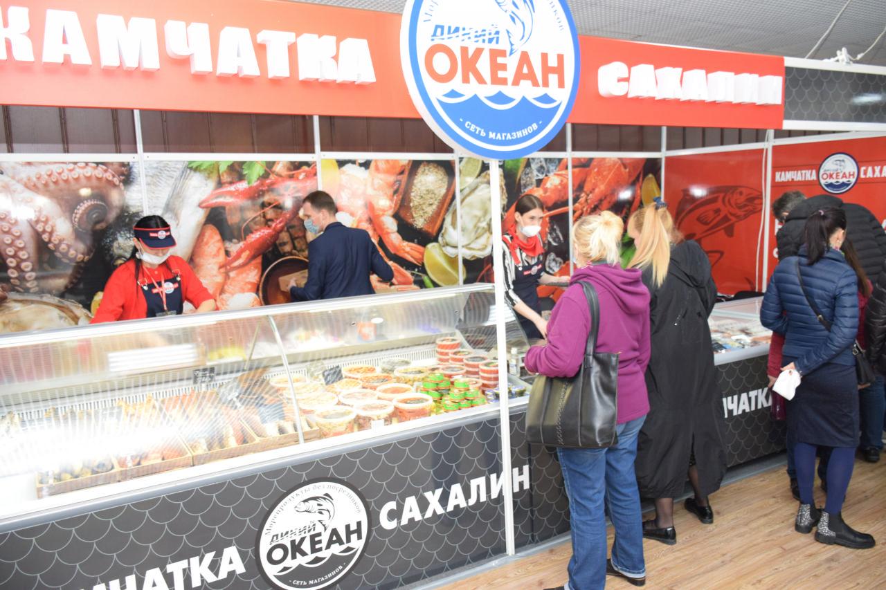 ОКЕАН КАМЧАТКА САХАЛИН, ИП ЩЕРБАНЬ В.А., Апшеронск, Россия