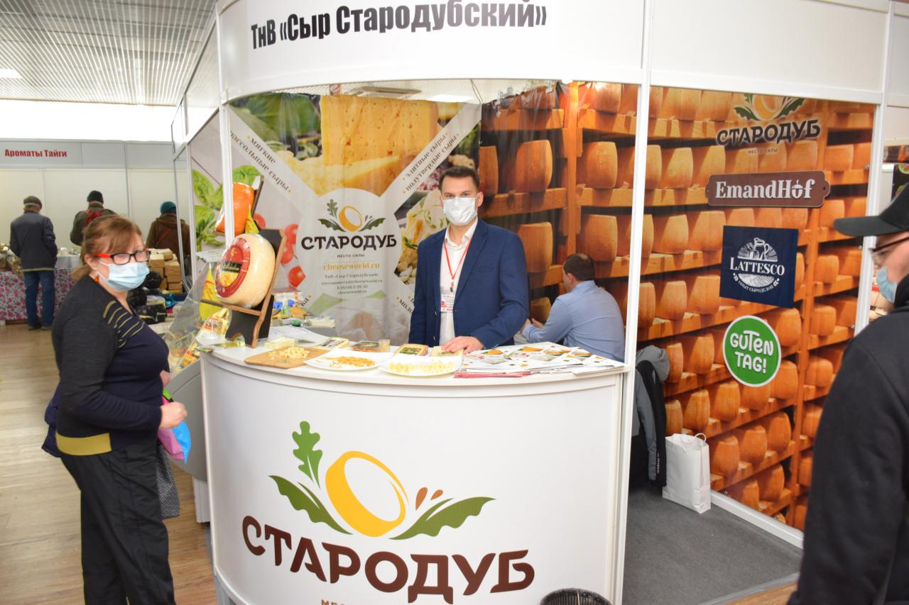 СЫР СТАРОДУБСКИЙ Товарищество на вере, Стародуб, Россия