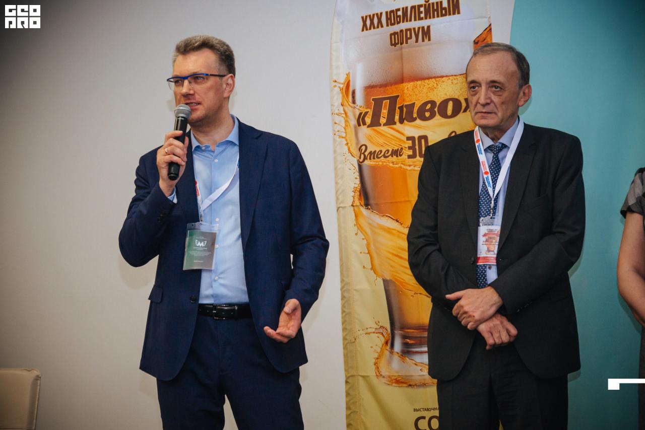 Кузьмин Вячеслав Алексеевич - Исполнительный директор Союза Российских Пивоваров