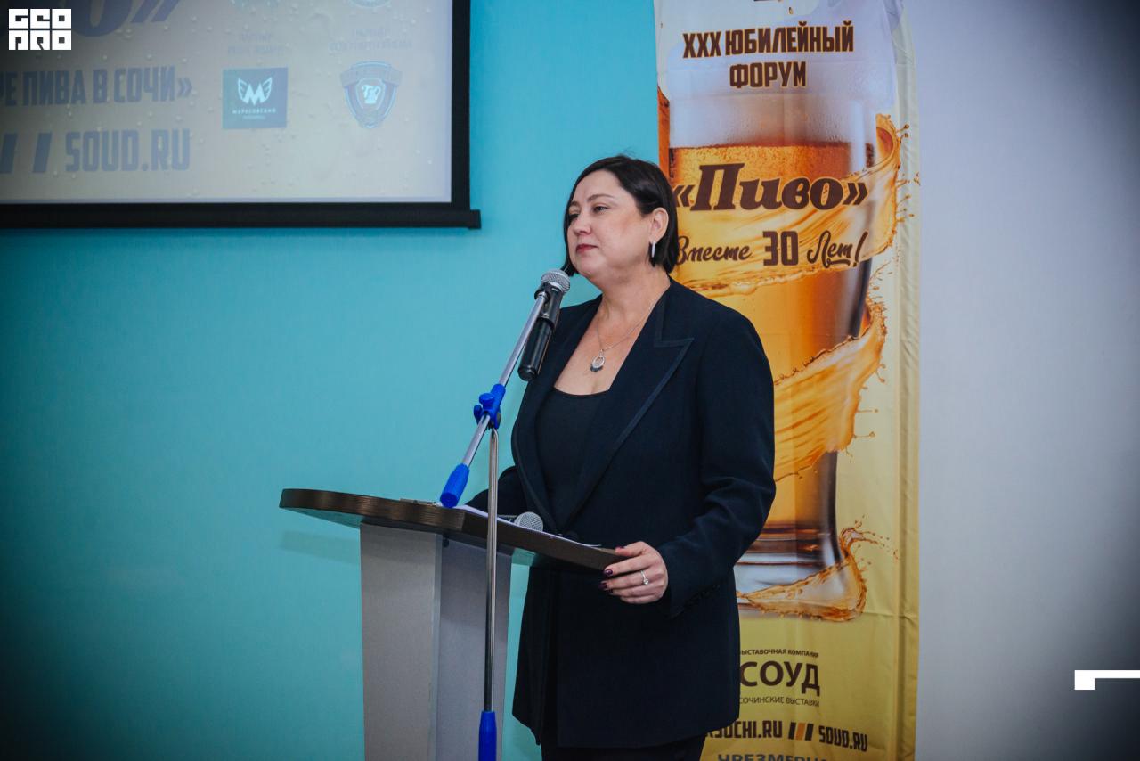 Захарченко Инна Ивановна – генеральный директор «СОУД-Сочинские выставки»;