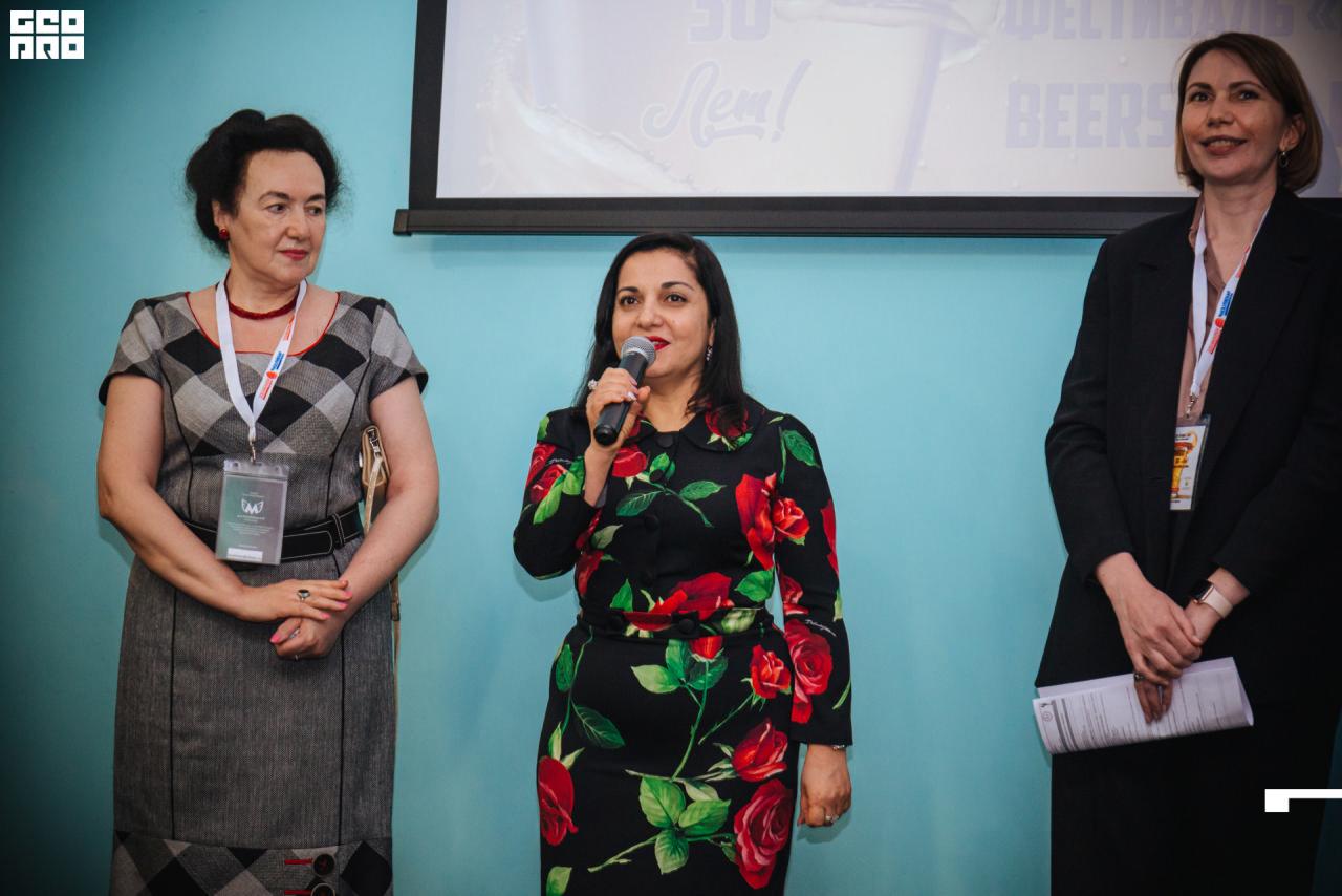 Сагарьян Анжела Валерьевна - генеральный директор «Пивоваренный завод «Хадыженский»;