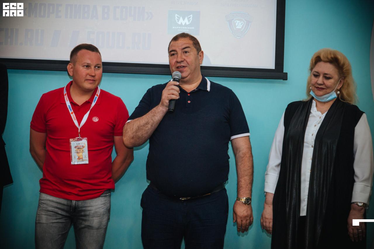 Чепнян Оганес Меликович - председатель комитета городского собрания города Сочи по селу, агрокомплексу и предпринимательству