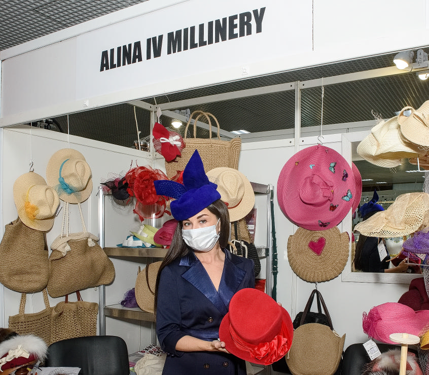 ALINA IV MILLINERY, Москва, Россия